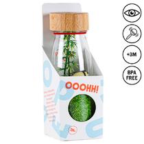 Senzorická zvuková lahev Panda - 250ml