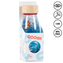 Senzorická zvuková lahev Ryba - 250ml